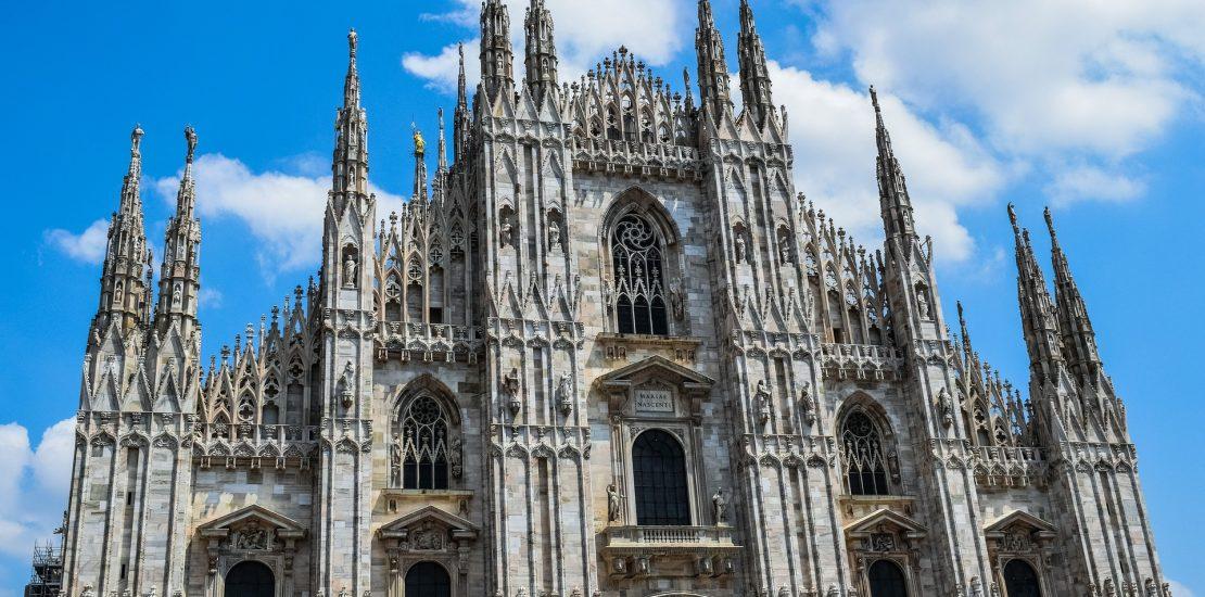 Duomo di Milano, Traduzioni Milano Italia