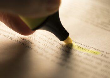 Legal copywriting